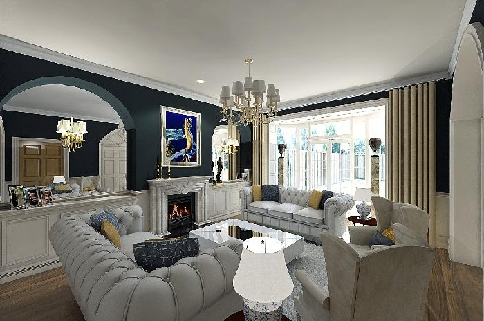 Classic Style Interior Design. So, if you want to get this best...
