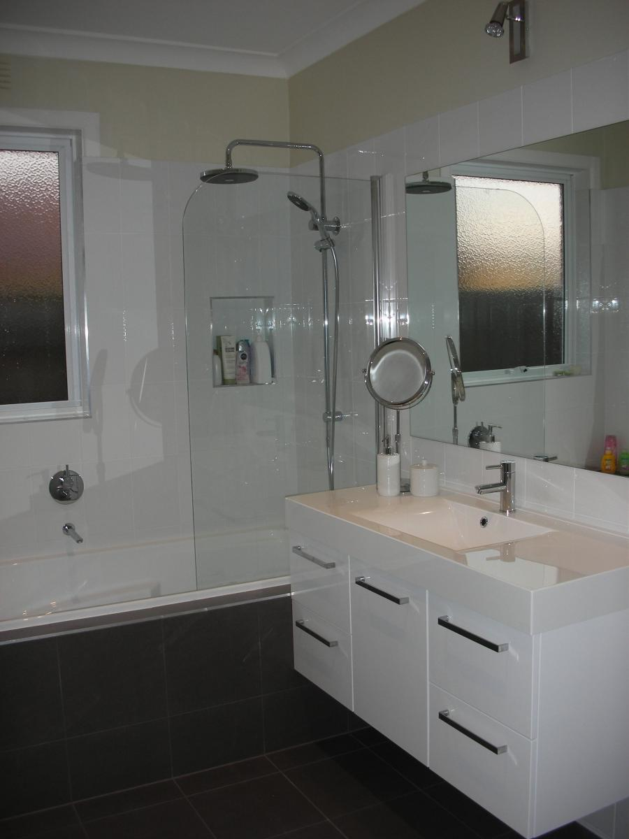 Small bathroom reno photos for Interior designs reno nv