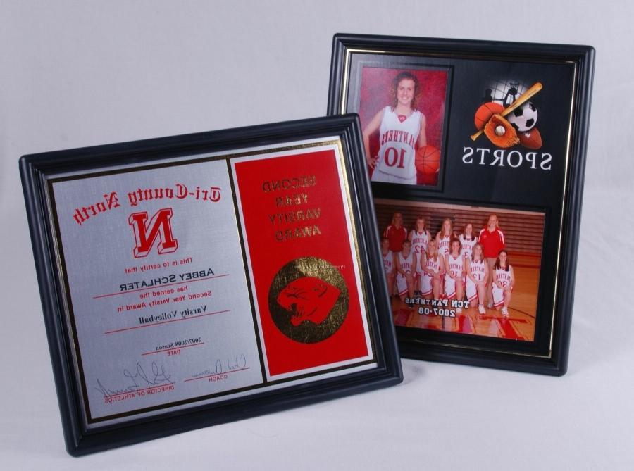 Photo frame china plastic desk for Cheap document frames