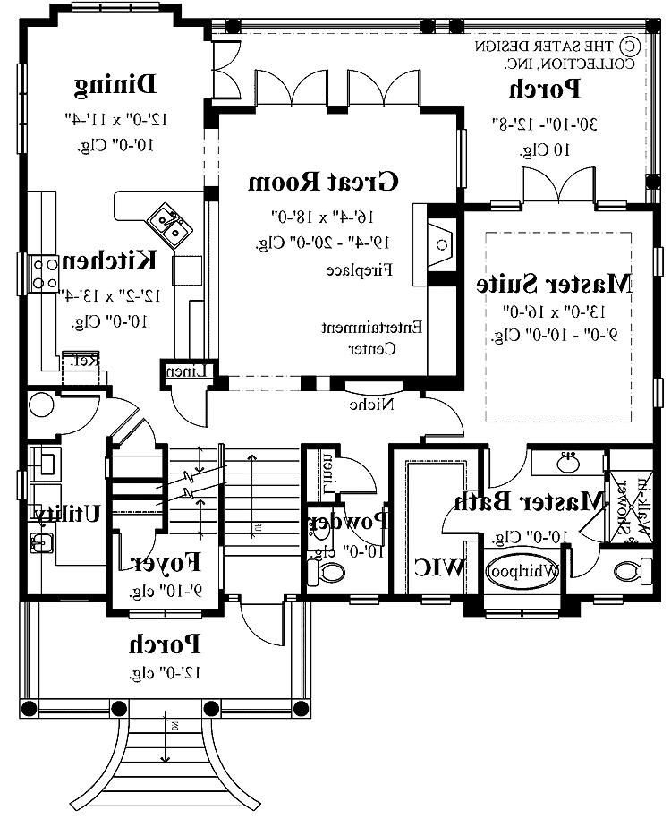 Italian house plans with photos for Italianate home plans