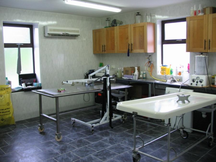 Embalming Photo Room: embalming room design