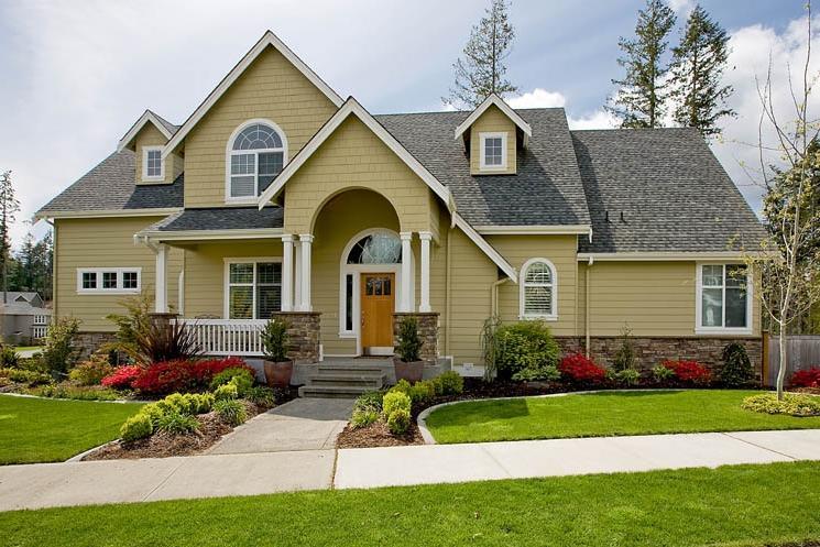 House Outside Photos