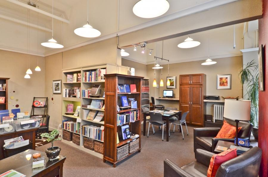 Where Is The Study Room In Cecil H Green Library