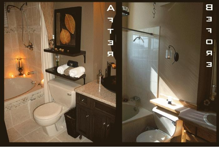 Bathroom Renovations Before And After Photos