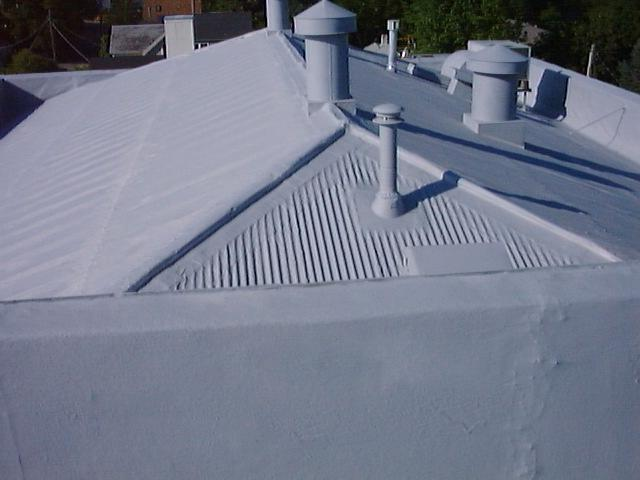 Photos Of Reflective Roofs