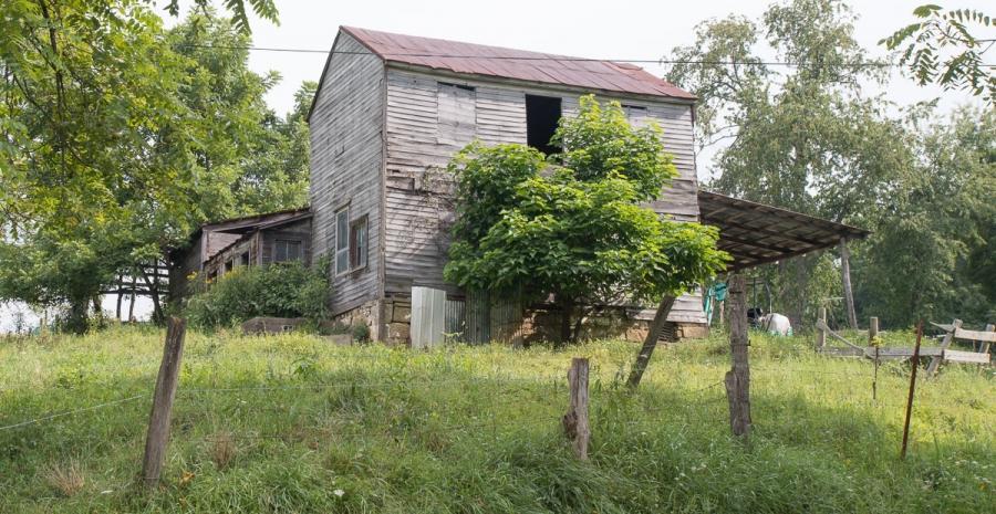 ohio farm house photo