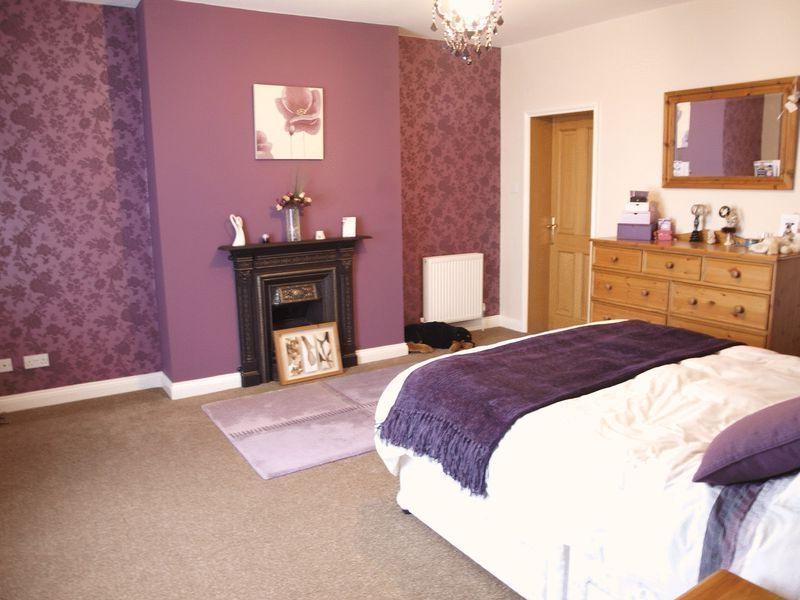 Pink Master Bedroom Photos