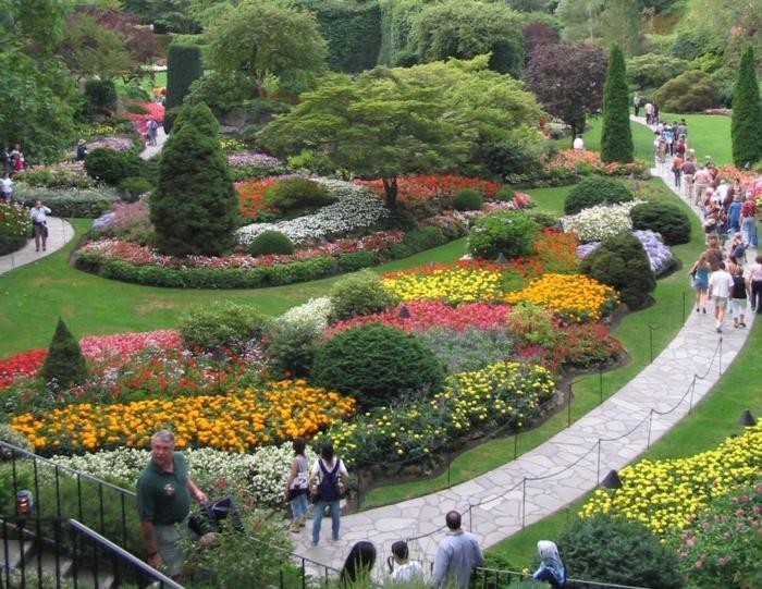 Photos Butchart Gardens Victoria