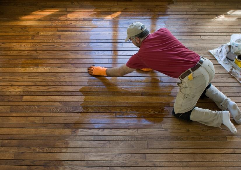 Hardwood Floor Refinishing Photos