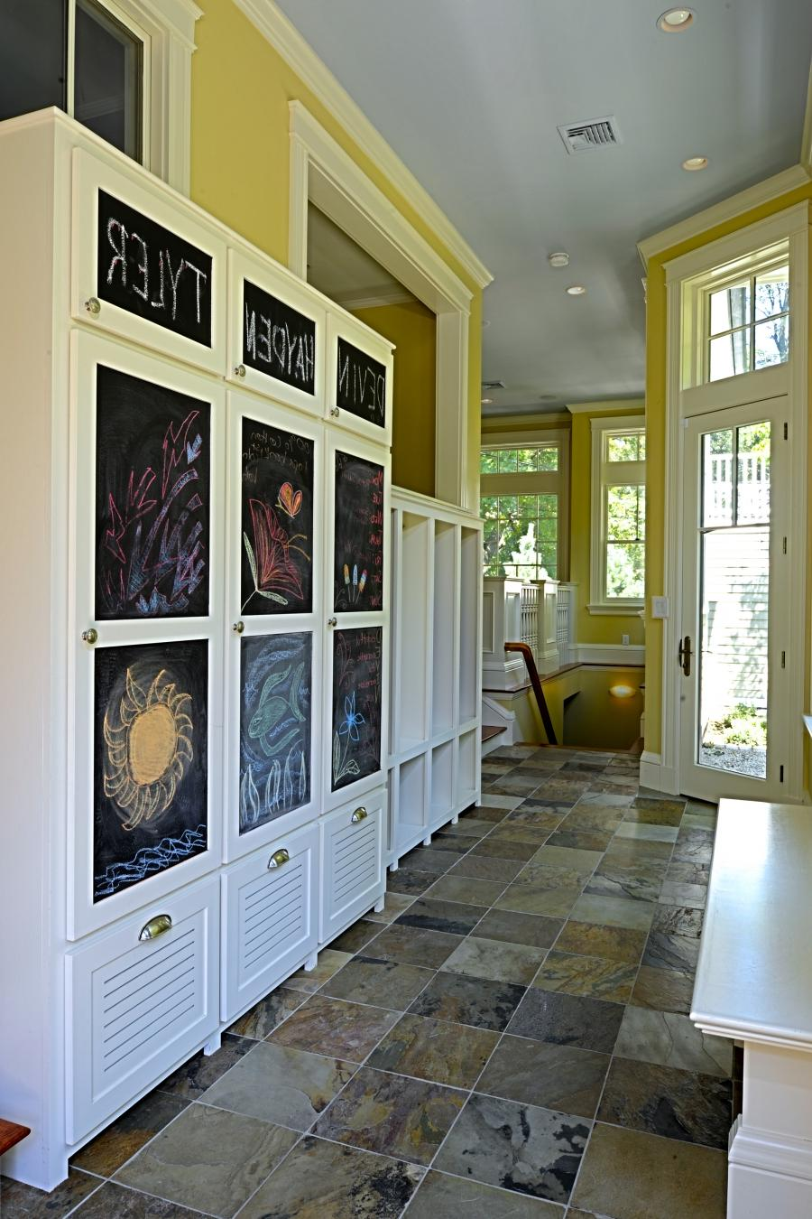 Fairfax Mudroom, Fairfax Mud room