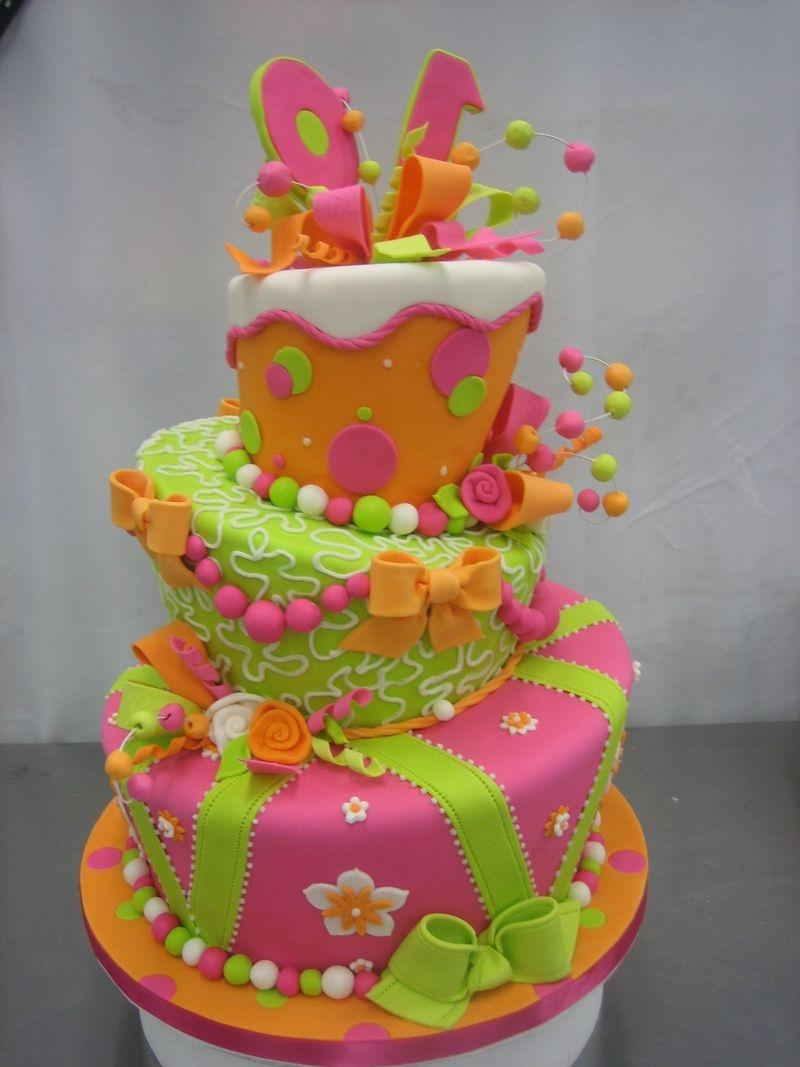 Sponge Cake Decoration Images : Cake decoration photo ideas