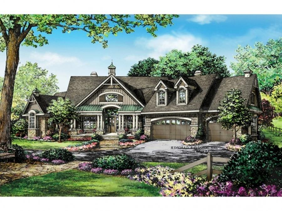 Craftsmans Style House Plans