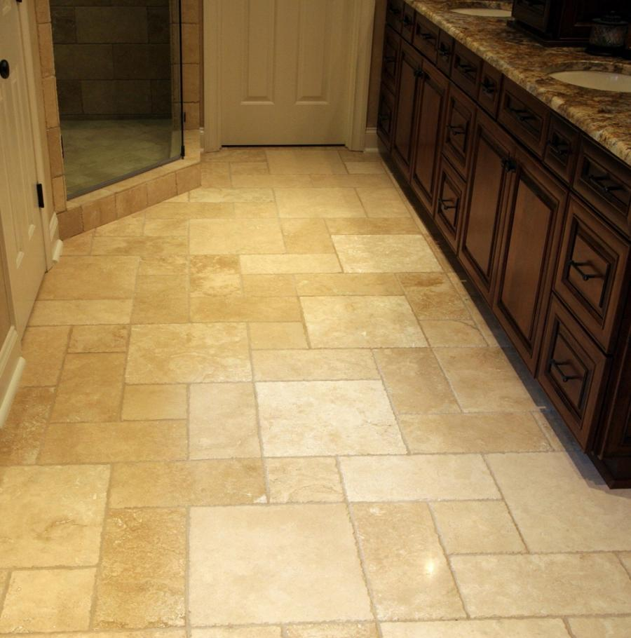 Floor tile patterns photos for Kitchen floor patterns