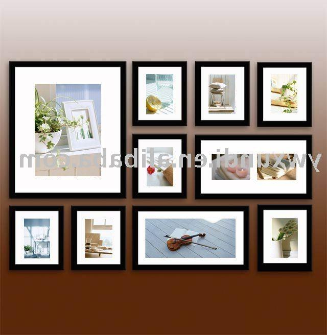 wall photo frames for bedroom