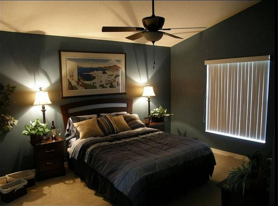 Master bedroom decorating ideas photos for Creative master bedroom ideas