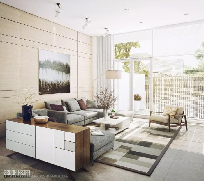... Modern Living Room Design as Alternative Decoration Idea to...