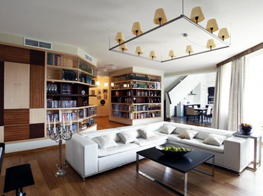 Pretty Modern Apartment Interior Designs