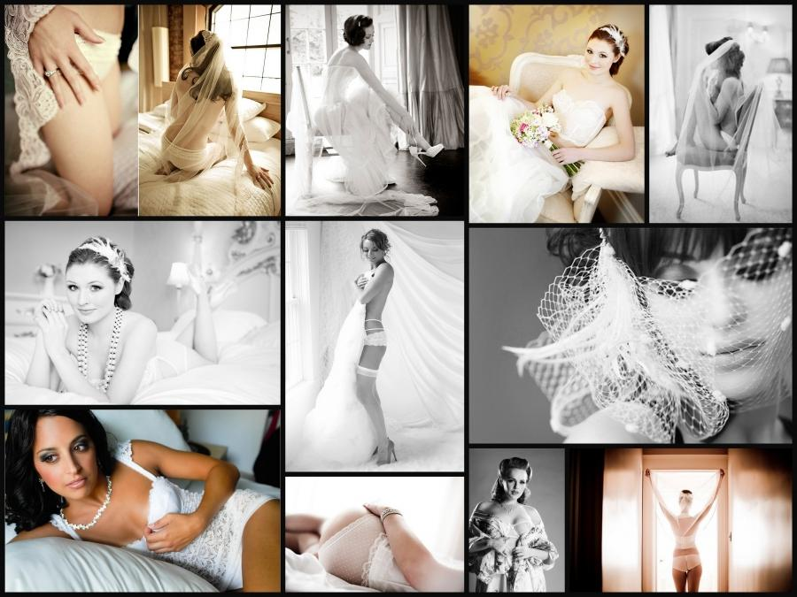 Boudoir Collage_Bridal