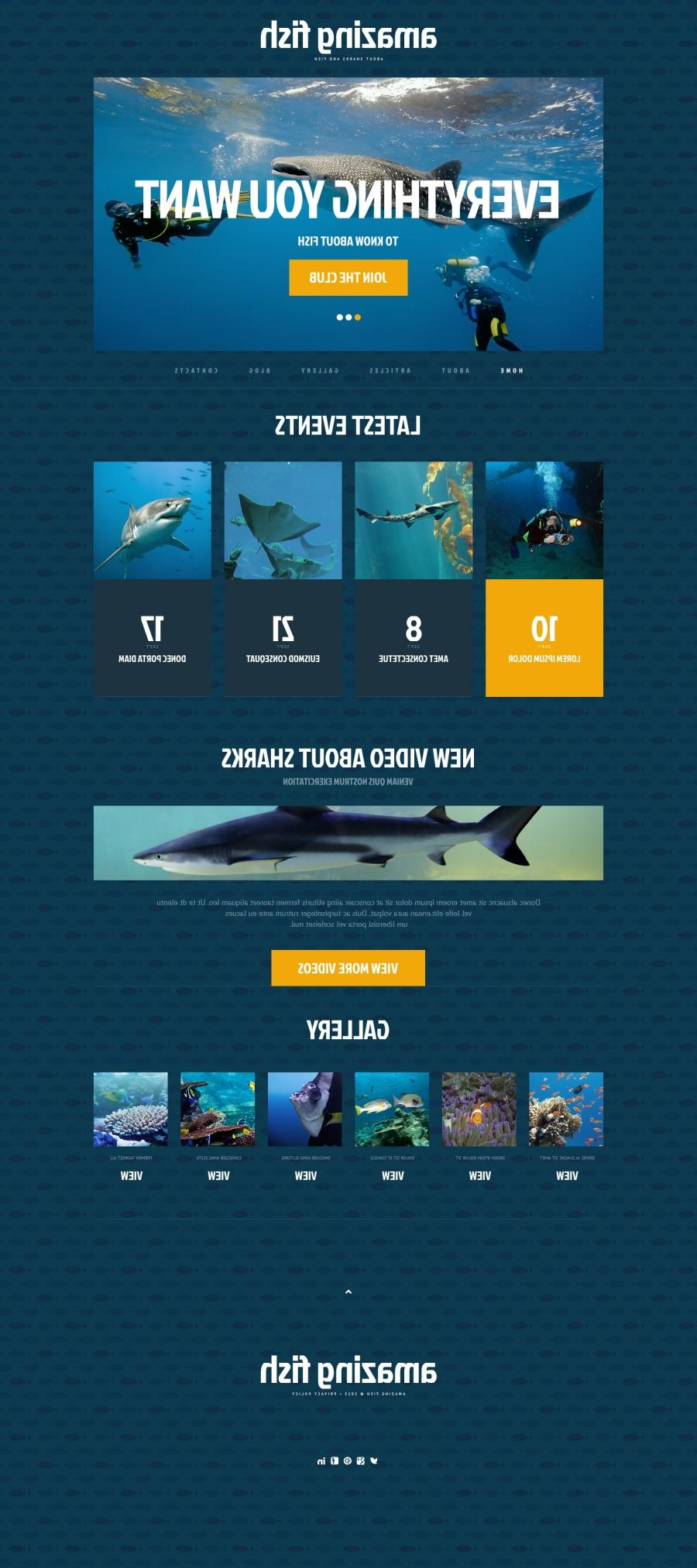 Aquarium photos web sites for Site aquarium