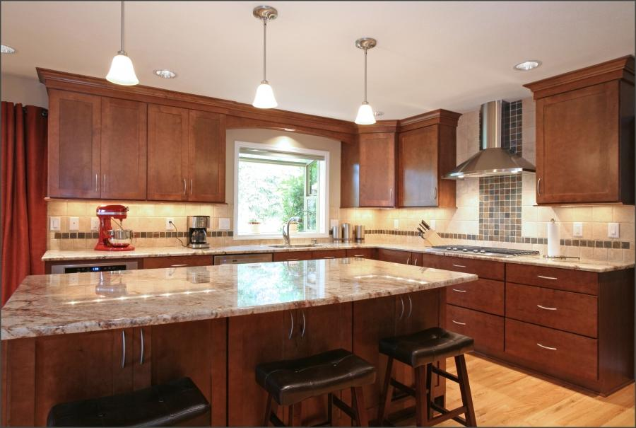 Project Info. kitchen remodels ...