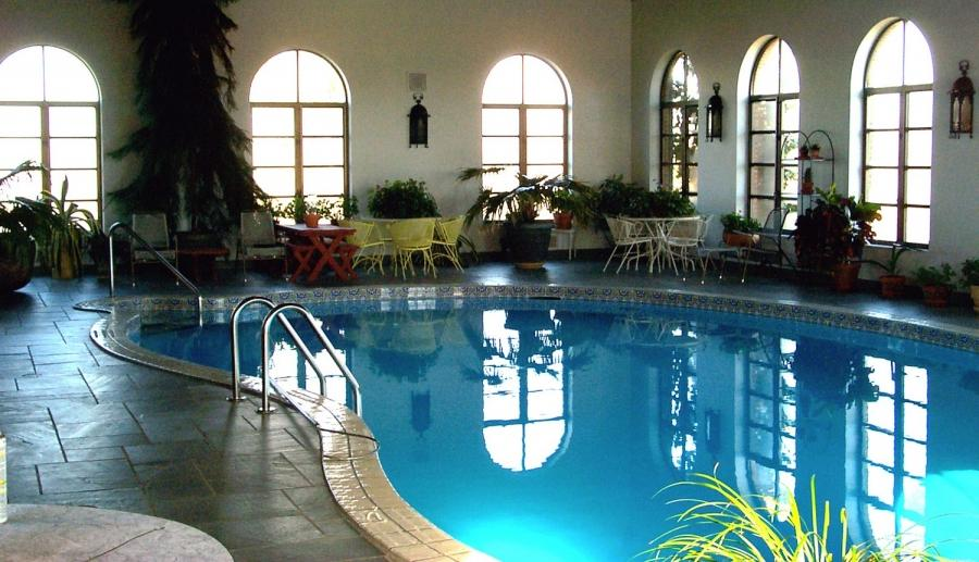 White House Swimming Pool Photos