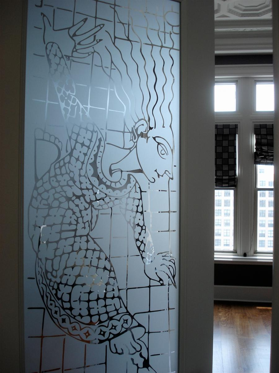 Carved Designs in Memphis has been etching glass for over 20...