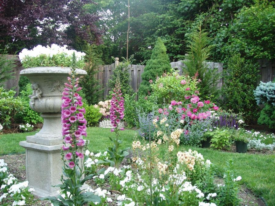 English Garden Design Photos