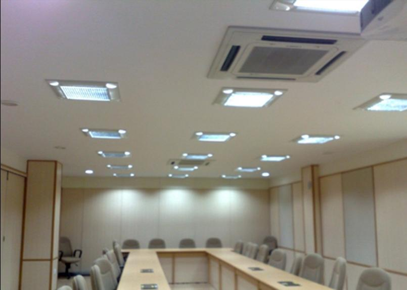 Gypsum false ceiling ...