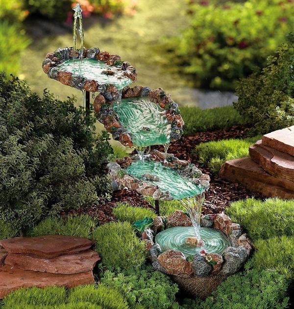 fountains gardens photos. Black Bedroom Furniture Sets. Home Design Ideas