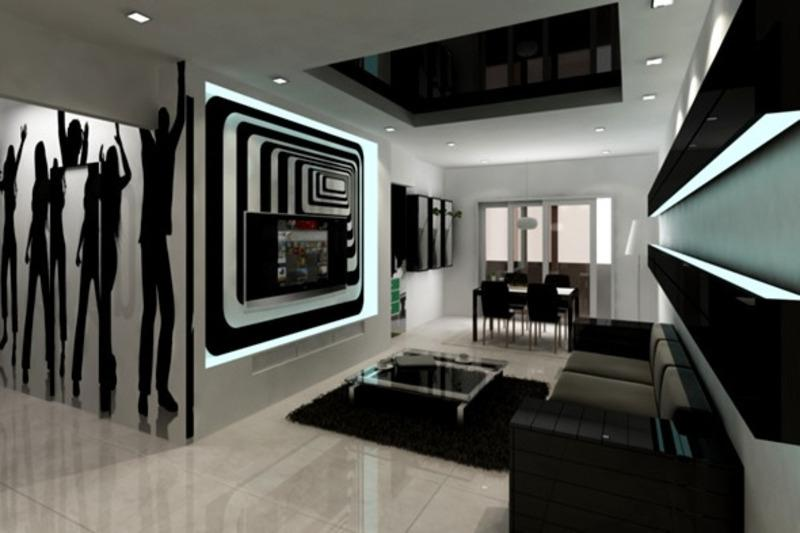 Modern Condo Interior Design Photos