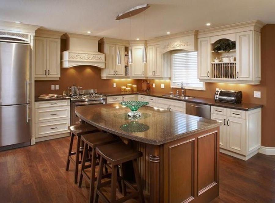 Ultramodern Country Kitchen Decorations