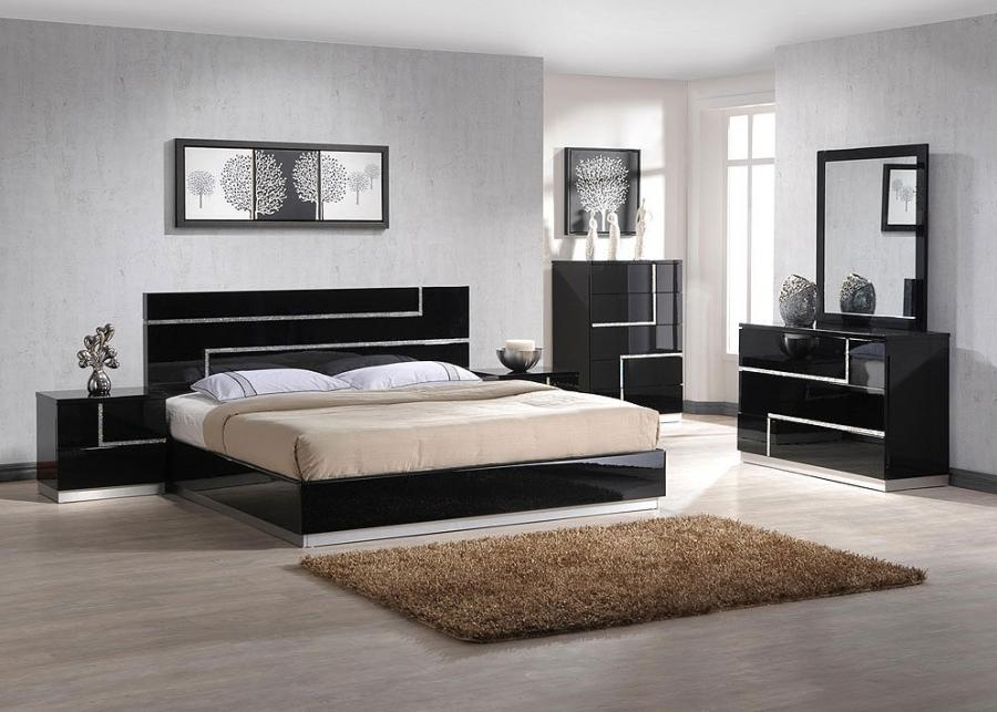 Retro B Bedroom Decoration Modern Set With Sweet Tone