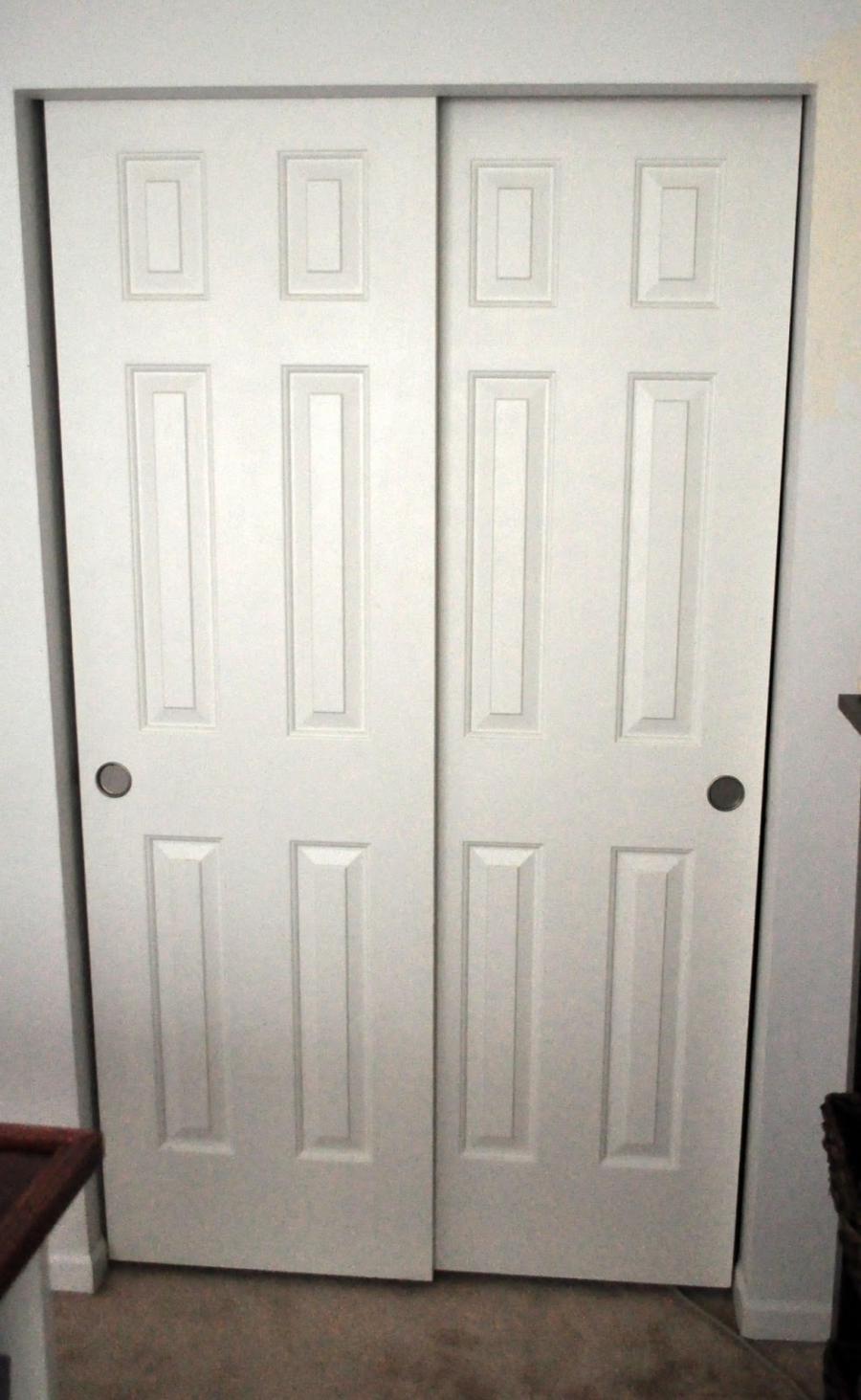 Photo Closet Door