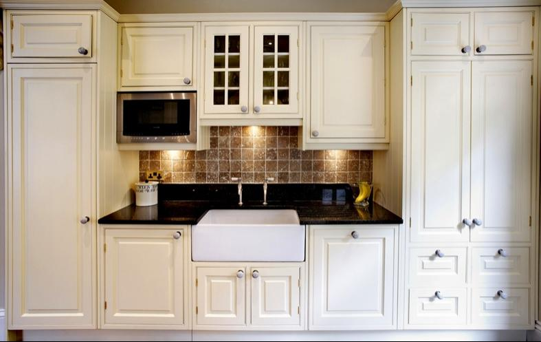 Victorian kitchen photo for Small victorian kitchen designs