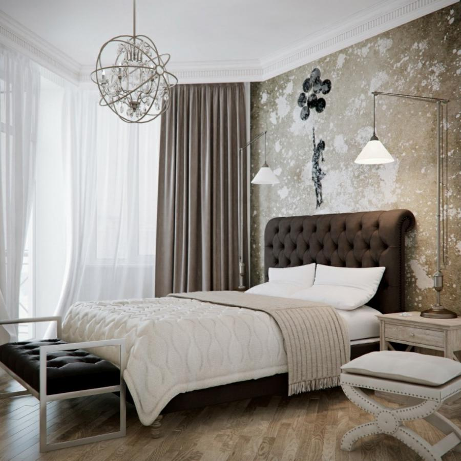 Layout Bedroom Decorating Ideas