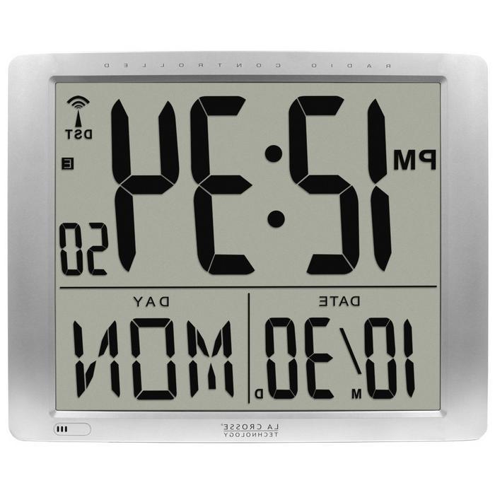 Brookstone Digital Photo Clock