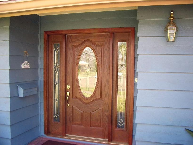 Some of the functions of the front door, among others, as a way...