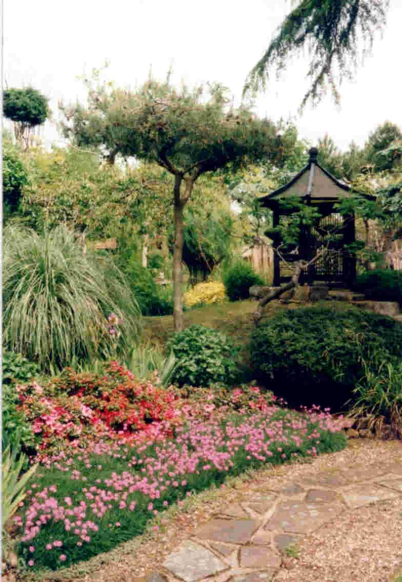 Meditation garden photos for Japanese meditation garden design