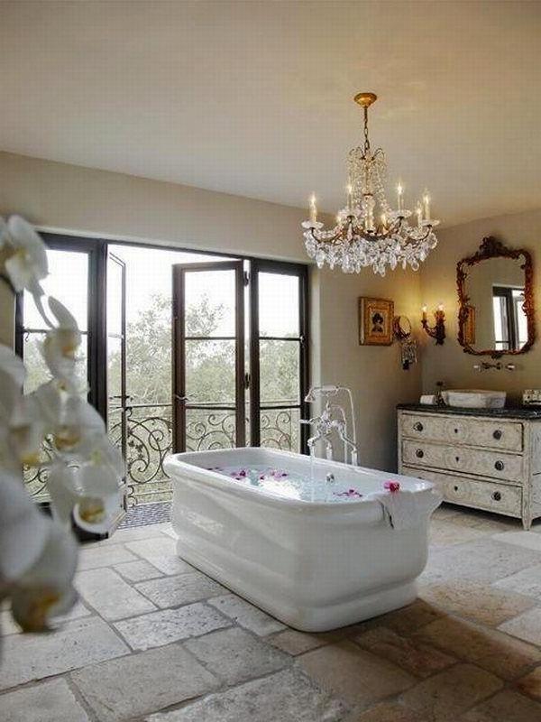 photos of spa inspired bathrooms. Black Bedroom Furniture Sets. Home Design Ideas