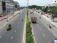IT Corridor (Ramesh Sripathy) Tags: road india highway madras...