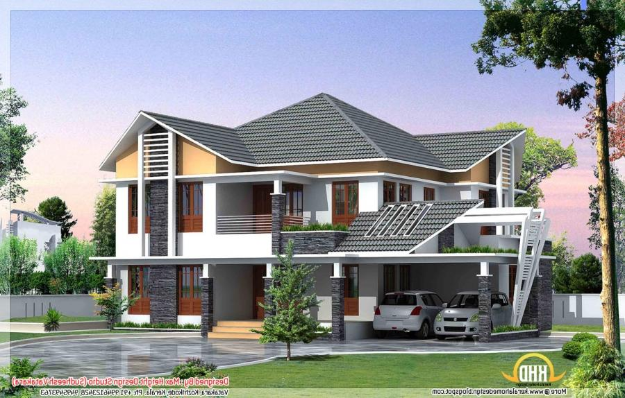 beautiful small house plans kerala dream home plans kerala style...