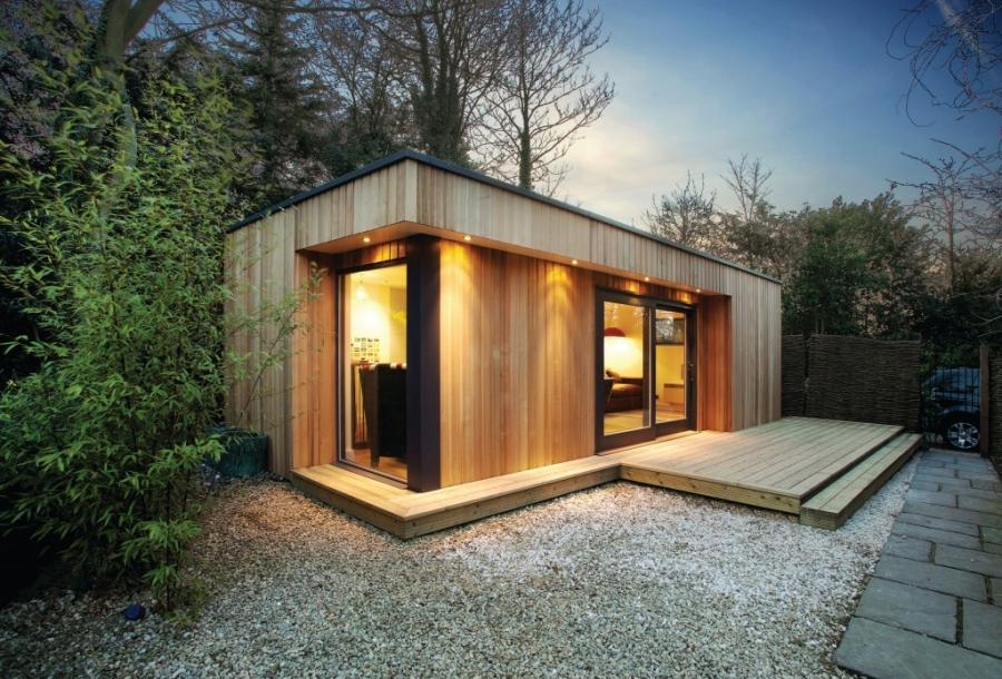 Garden rooms photos for Garden rooms cheshire