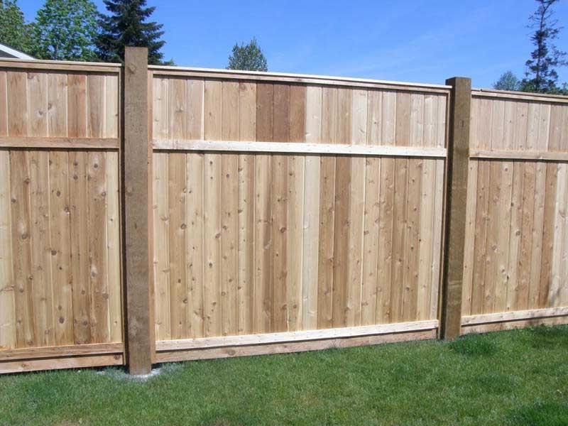 Ceder design fence photo post for Indoor fence design