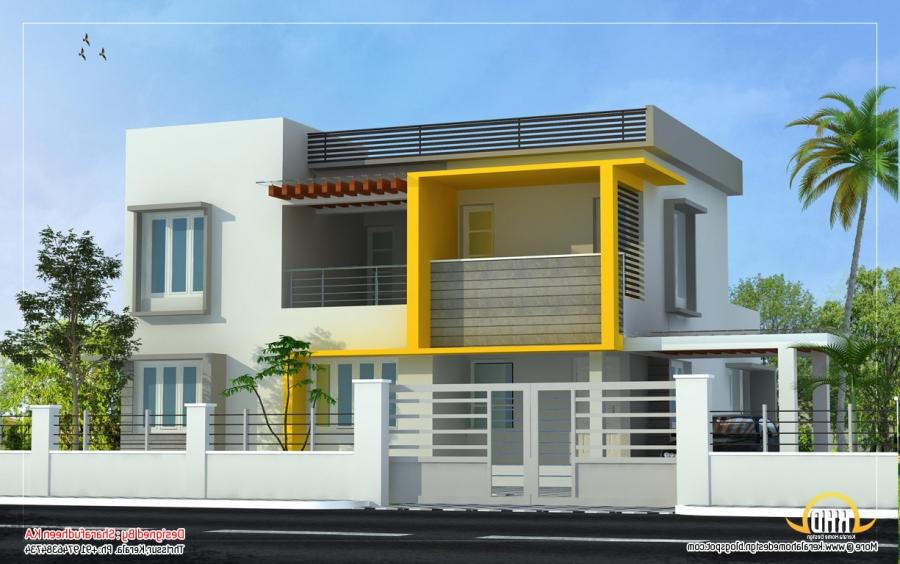 ... Contemporary Home Designs And Floor Plans Modern Home Design...
