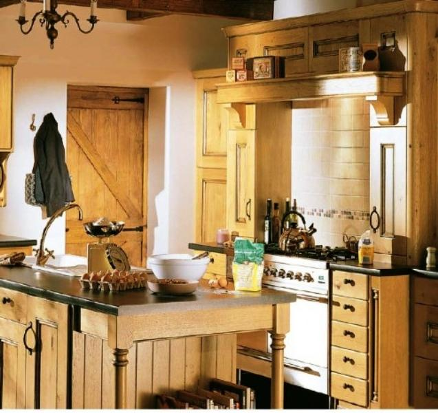 adorable french country kitchen : french country kitchen photos