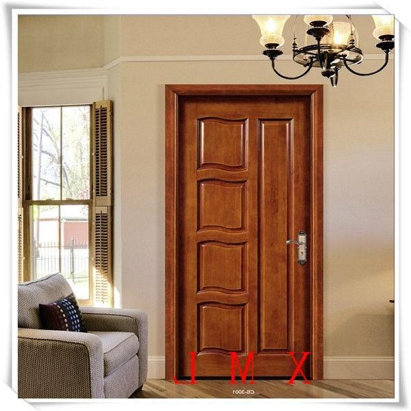 Teak Wood Door Designs Photos