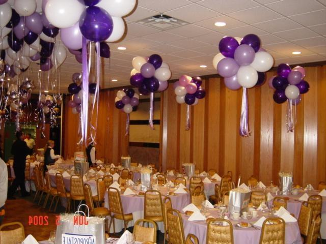 Photos of balloon decorations for Balloon decoration for quinceanera