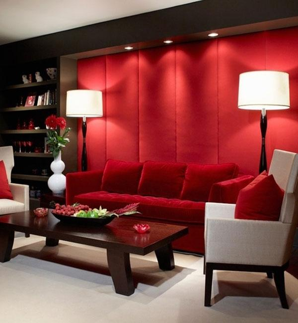 Photos so good red room - Room color affects mood ...