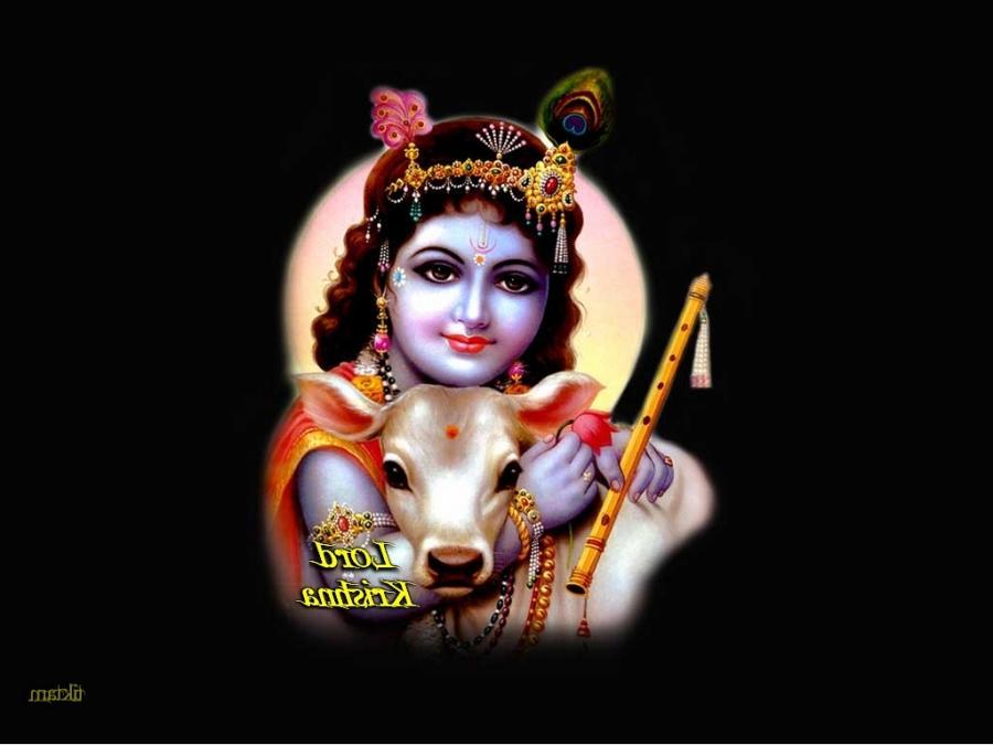 Krishna Wallpapers 3d God