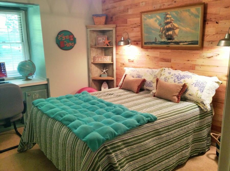 Beach Themed Rooms Photos